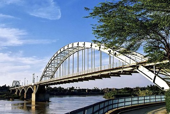 Khuzestan Bridge